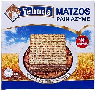 comprar comparacion Yehuda Matzot Kosher Pan sin levadura 1 KG sin levadura pan azimo