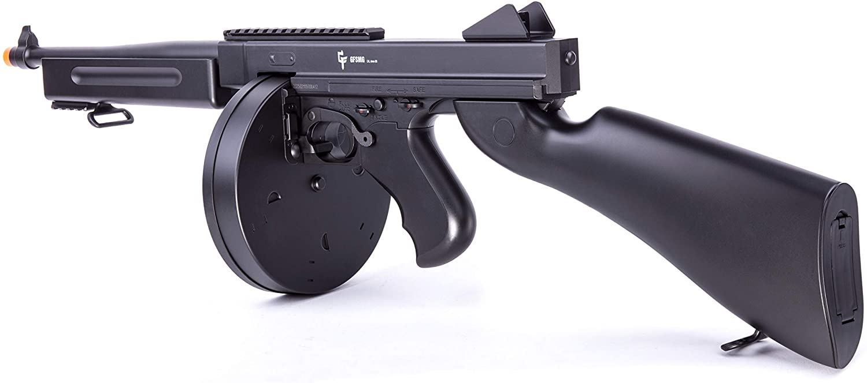 GAME FACE ASRGTH Electric Full/Semi-Auto Airsoft Submachine Gun