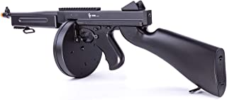 GameFace ASRGTH  GFSMG Airsoft Submachine Gun, Multi, One Size