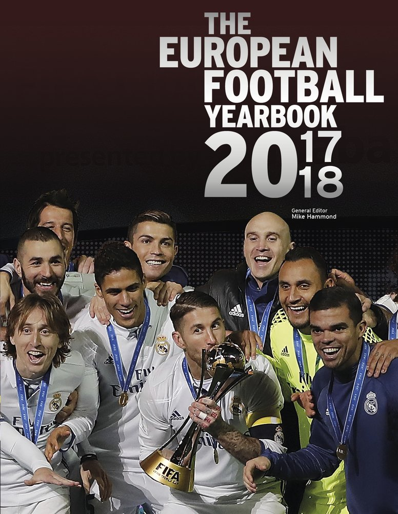 Image OfHammond, M: UEFA European Football Yearbook 2017/18
