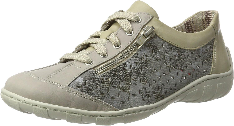 Rieker Women's M3706 Low-Top Sneakers