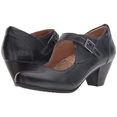 Taos Footwear Studio (Navy Leather) Women