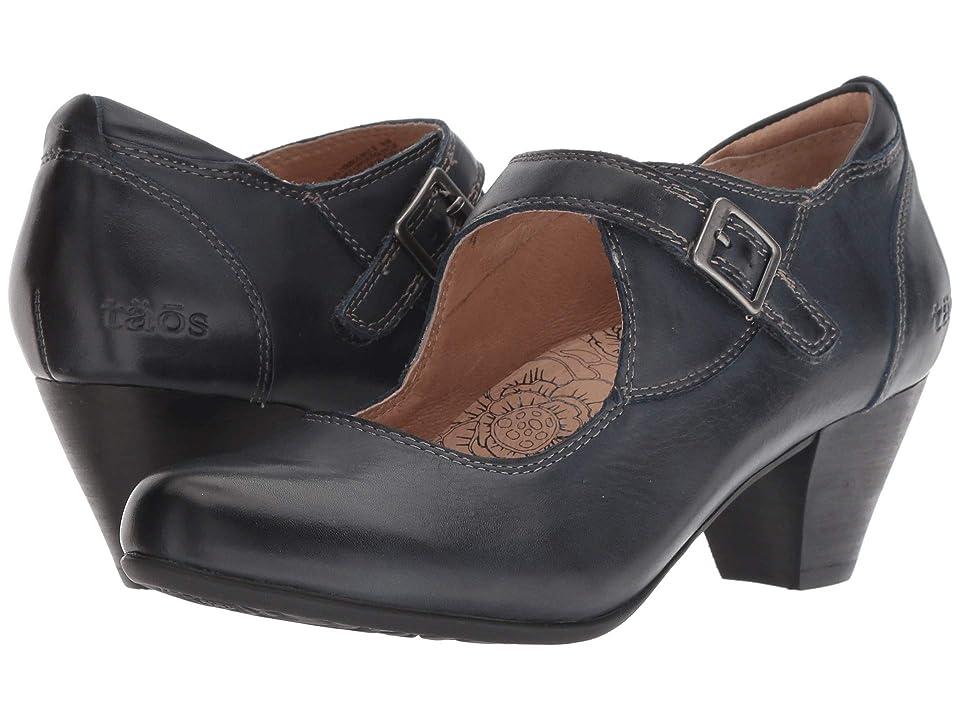 Taos Footwear Studio (Navy Leather) Women