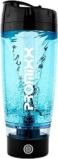 [プロミックス]Promixx Electric shaker The Original Vortex Mixer Protein Shaker Bottle + AAA 2 Battery 電動シェーカープロミックス オリジナルボルテックスミキサー + AAA2個のバッテリー (Black ブラック) [並行輸入品]