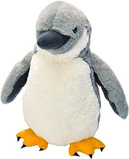 "Wild Republic Chinstrap Baby Penguin, Stuffed Animal, Plush Toy, Gifts for Kids, Cuddlekins, 12"""