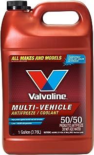 Valvoline Multi-Vehicle 50/50 Prediluted Ready-to-Use Antifreeze/Coolant 1 GA