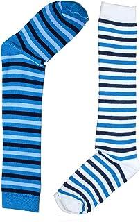 Fontana Calze, 12 paia di calze bimbo in caldo cotone elasticizzato. Prodotto Italiano.
