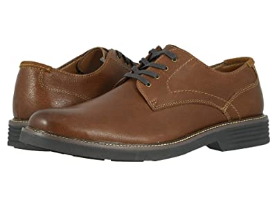 Dockers Parkway (Walnut Soft Tumbled Full Grain) Men