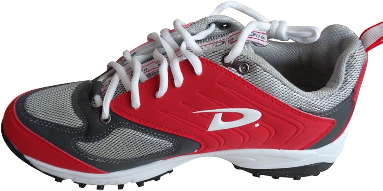 Dita Herren Eliminator rot Training Running Schuhe Gre UK 12