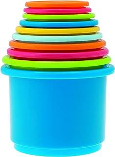 Chicco - Babyspeelgoed Stapelbare bekertjes