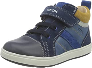 Geox B Biglia Boy A, First Walker Shoe Garçon