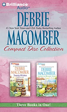 Debbie Macomber CD Collection 2: Twenty Wishes, Summer on Blossom Street (Blossom Street Series)