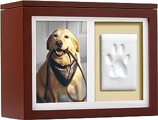 Pearhead Pet Memorial Picture Keepsake and Pawprint Kit