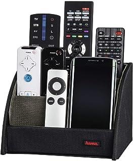 """Hama Support de télécommande """"Commander"""" (pour un maximum de 9 télécommandes, également comme organiseur pour lunettes, sm..."""