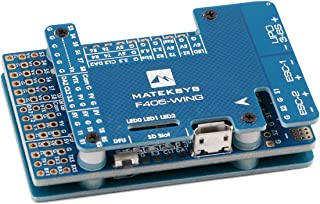 Matek F405 Wing Flight Controller F4 FC Built in OSD BEC Current Sensor on Board for RC FPV Racing Drone