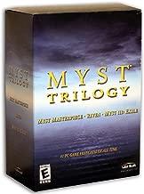 Myst Trilogy (Myst Masterpiece, Riven, Myst III - Exile)