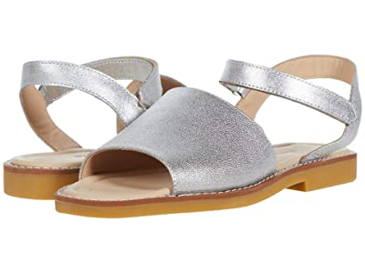 Elephantito Isla Sandal (Toddler/Little Kid/Big Kid) (Silver) Girl