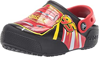 Crocs Women's Lightning McQueen Light-up Clog