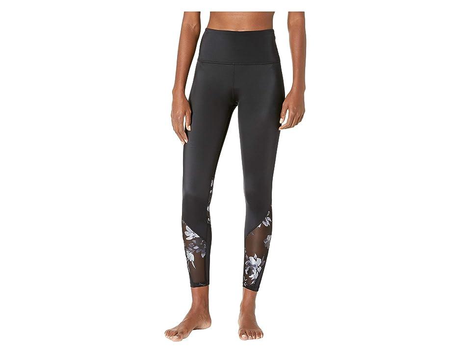 Beyond Yoga Extend High-Waisted Midi Leggings (Black) Women