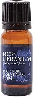 Mystic Moments | Rose Geranium Essential Oil - 10ml - 100% Pure