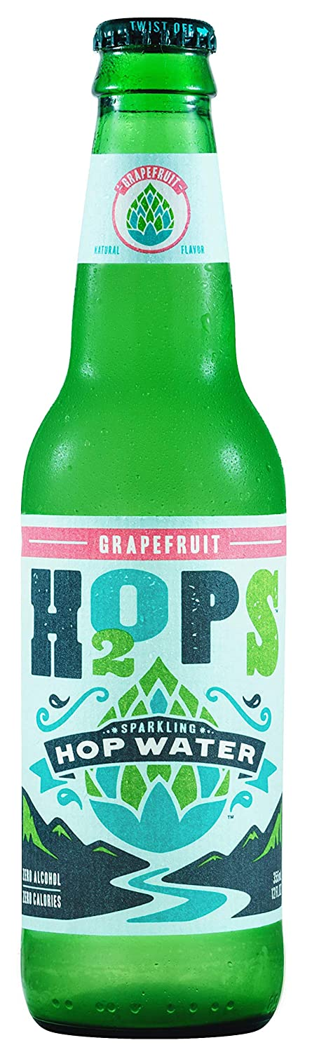 Beauty products H2OPS Sparkling Special price Hop Water - 1 0 Alcohol Calorie Grapefruit