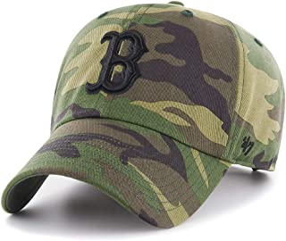 Best 47 brand camo red sox hat Reviews