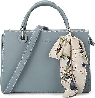 DAVIDJONES Women Shoulder Bags Leather Totes