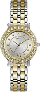 Guess Blush Women's Silver Dial Stainless Steel Band Watch - W1062L4
