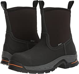 "Linden 8"" Alloy Safety Toe Waterproof Boot"