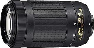 Nikon teleobiettivo zoom af-p DX Nikkor 70–300mm f/4.5–6.3g ed VR per Nikon DX formato solo, Diametro Filtro: 58 mm