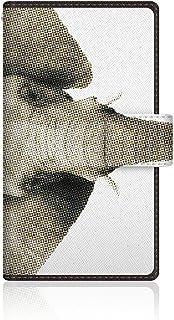 CaseMarket 【手帳型】 ELUGA P (P-03E) スリムケース ステッチモデル [CaseMarket Zoo I love Animals ! - アフリカゾウ] P-03E-VCM2S2587