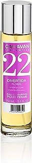 CARAVAN FRAGANCIAS nº 22 - Eau de Parfum con vaporizador para Mujer - 150 ml