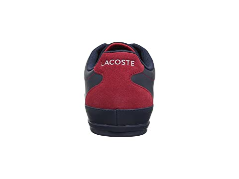 Lacoste Misano Dark Grey 1 118 Sport BlueNavy Red Ox1TpOwq
