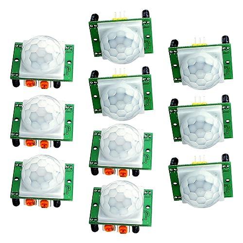 Longruner 10 in 1 Mini Camera Lens Kit 8 x Telephoto Lens + Fish Eye Lens