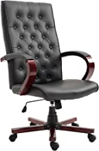Best high back faux leather office chair Reviews