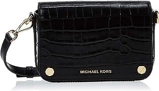 Michael Kors Womens Crossbody Bag, Black - 32F9GJ6C1E