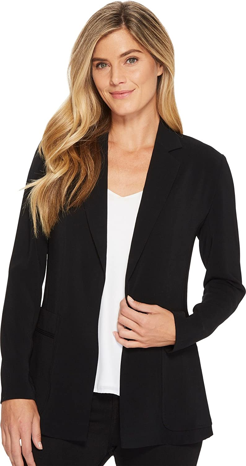 Ellen Tracy Women's Patch Pocket Blazer