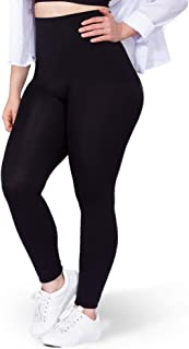 Shapermint High Waisted Medium Compression Leggings - Shapewear for Women