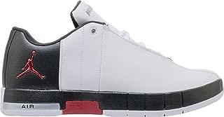 Jordan AO1732-101: Team Elite 2 Low Big Kid White/Black-Red Sneakers