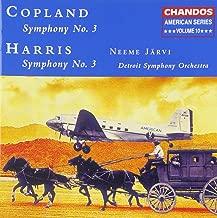 Roy Harris: Symphony No. 3 / Aaron Copland: Symphony No. 3
