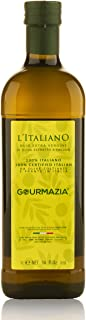 Sponsored Ad - Gourmazia Pure Italian Extra Virgin Olive Oil, First Cold Pressed, Organic Olive Oil Extra Virgin, Perfect ...