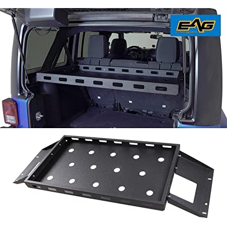 Rear Door Tailgate Table,black Cargo Luggage Holder,Table Storage ...