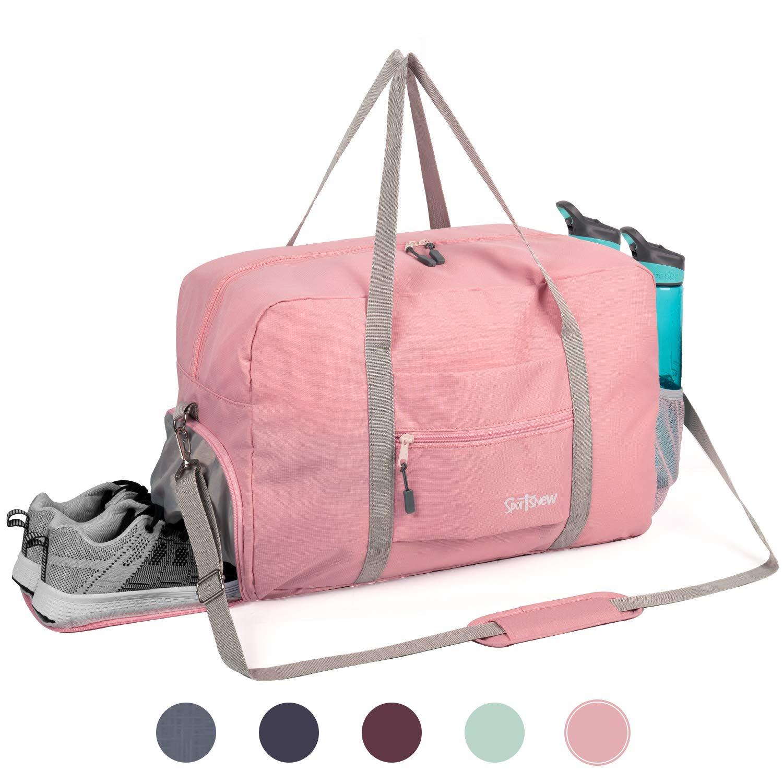 Sports Pocket Compartment Travel Lightweight