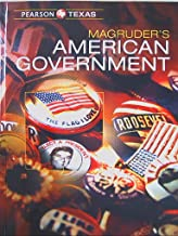 Pearson Texas, Magruder's American Government, 9780133307009, 013330700X