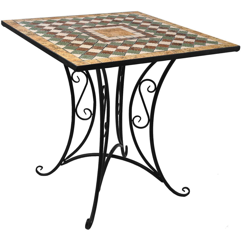 Amazon De Dandibo Tisch Halbrund Wandtisch Halbtisch 130434