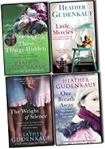 Heather Gudenkauf 4 Books Collection Pack Set RRP: £15.98 (Little Mercies, One Breath Away,These Things Hidden,The Weight of Silence)