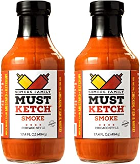 Sponsored Ad - Somers Family MustKetch – Smoke Flavor - A new twist on Mustard and Ketchup! All-Natural, Non-GMO Ingredien...