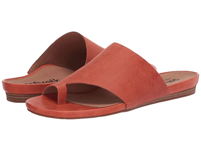 SoftWalk  Corsica (Coral) Womens Shoes