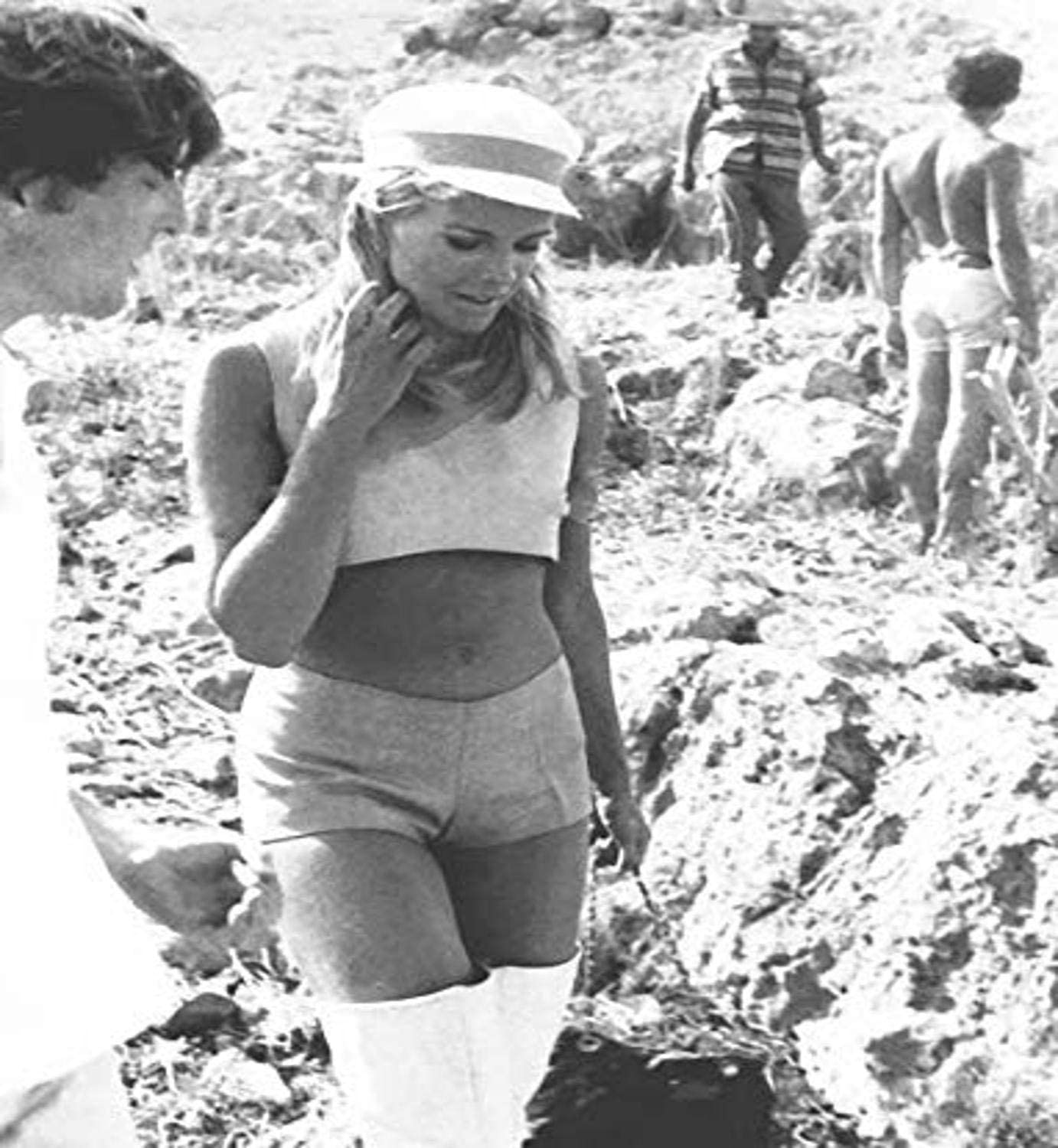 Posterazzi DAP14153 Candice Bergen - Prin Our shop OFFers Today's only the best service Photo Thigh Boots high