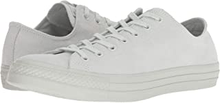 Womens CTAS Ox Mono Suede Low Top Lace Up, Light Silver/Light, Size 6.0
